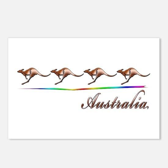 Australia Postcards (Package of 8)