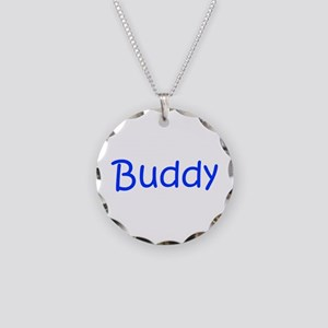 Buddy-kri blue Necklace