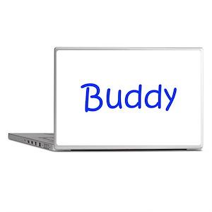 Buddy-kri blue Laptop Skins