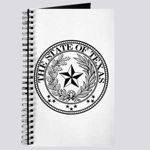 Texas State Seal Journal