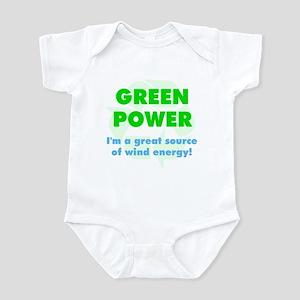 Wind Energy Infant Bodysuit