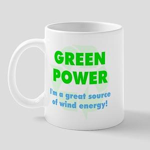 Wind Energy Mug