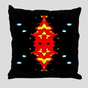 Heliotrope Throw Pillow