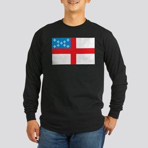 Episcopal Flag Long Sleeve T-Shirt