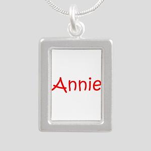 Annie-kri red Necklaces