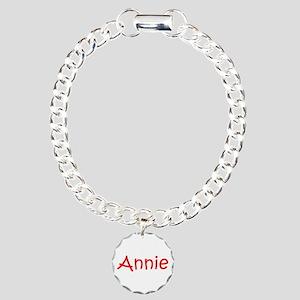 Annie-kri red Bracelet