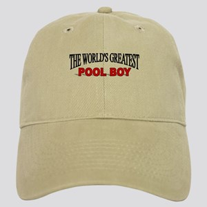 """The World's Greatest Pool Boy"" Cap"
