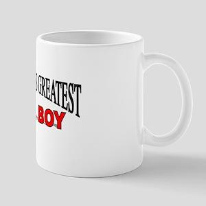 """The World's Greatest Pool Boy"" Mug"
