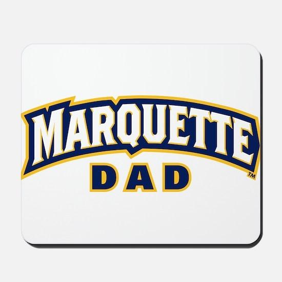Marquette Golden Eagles Dad Mousepad
