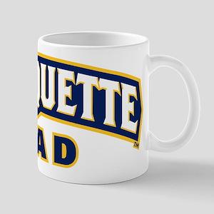 Marquette Golden Eagles Dad 11 oz Ceramic Mug