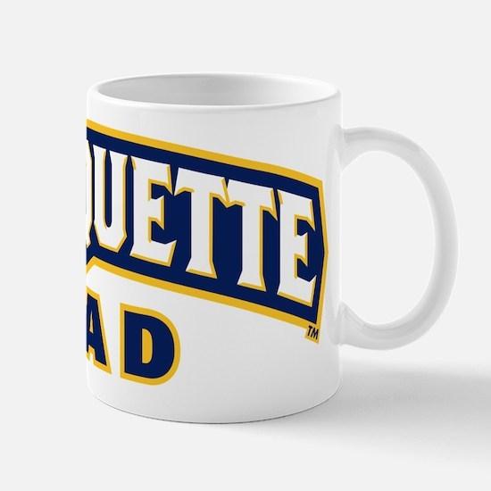Marquette Golden Eagles Dad Mug