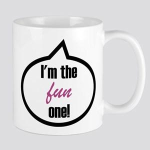 I'm the fun one! Stainless Steel Travel Mugs