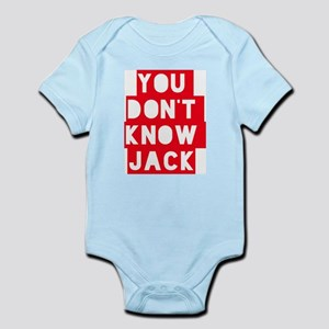 You Don't Know Jack Body Suit