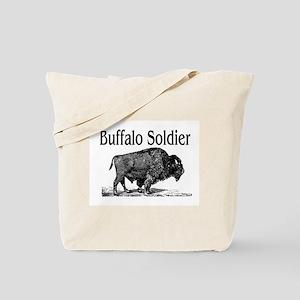 BUFFALO SOLDIER Tote Bag