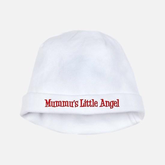 Mummu's Little Angel Baby Hat