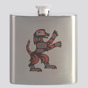 THE ENTRY Flask