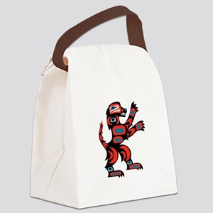 THE ENTRY Canvas Lunch Bag