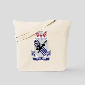 505th Airborne Infantry Regiment Tote Bag