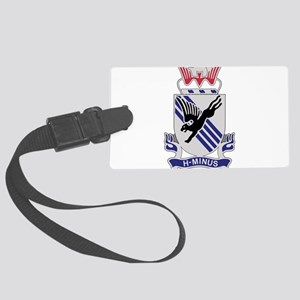 505th Airborne Infantry Regiment Large Luggage Tag