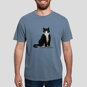 Black and White Tuxedo Ca T-Shirt