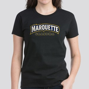 Marquette Golden Eagles Grand Women's Dark T-Shirt
