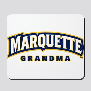 Marquette Golden Eagles Grandma Mousepad