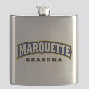 Marquette Golden Eagles Grandma Flask