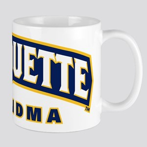 Marquette Golden Eagles Grandma 11 oz Ceramic Mug