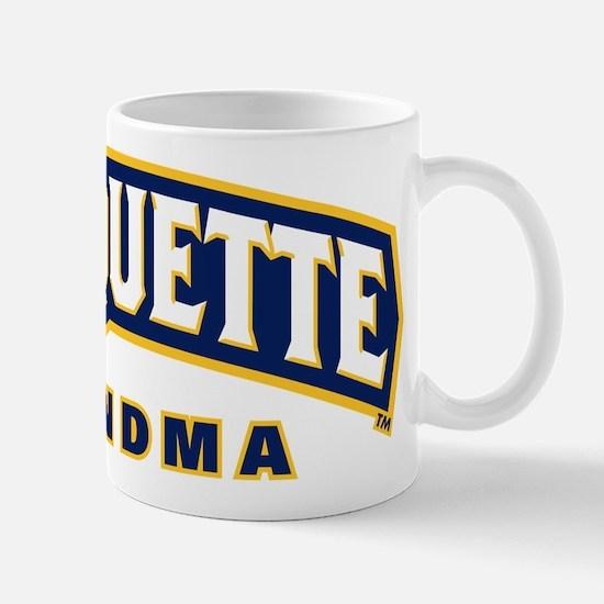 Marquette Golden Eagles Grandma Small Mug