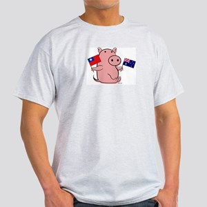 AUSTRALIA AND TAIWAN Light T-Shirt