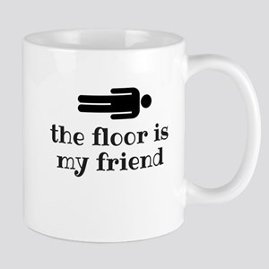Friend of the floor Mugs