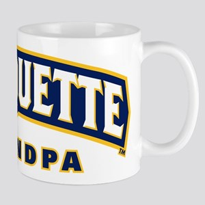 Marquette Golden Eagles Grandpa 11 oz Ceramic Mug