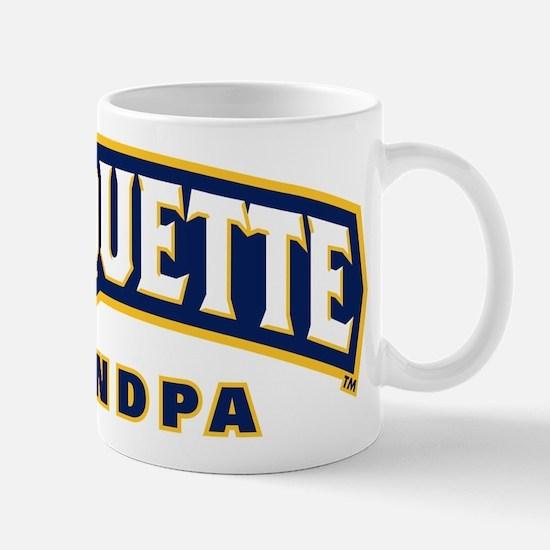 Marquette Golden Eagles Grandpa Small Mug
