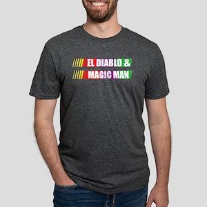 El Diablo and Magic Man T-Shirt