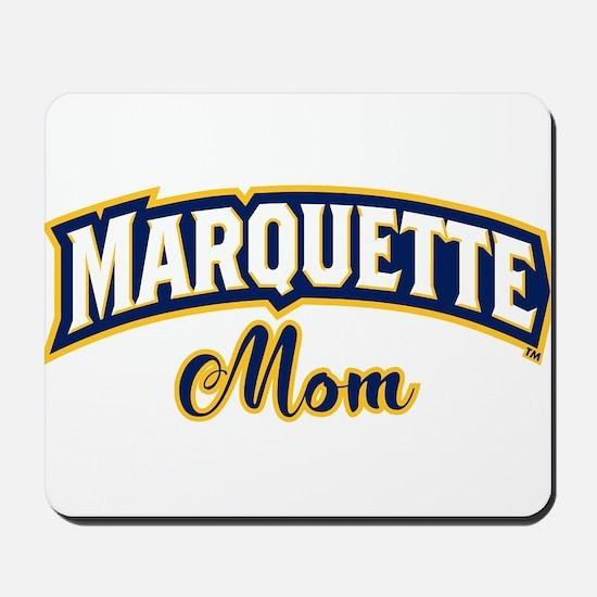 Marquette Golden Eagles Mom Mousepad