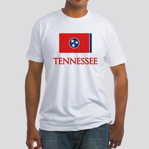 Tennessee Flag Design T-Shirt