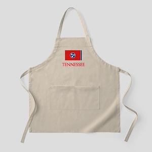Tennessee Flag Design Light Apron