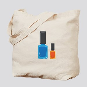 Nail Polishes Tote Bag