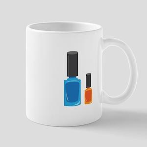 Nail Polishes Mugs