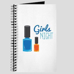 Girls Night Journal