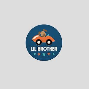 Lil Brother Mini Button