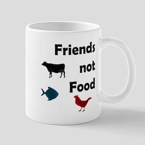 Friends not Food Mugs