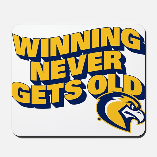 Marquette Golden Eagles Winning Never Ge Mousepad