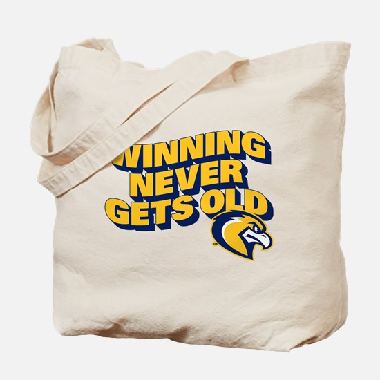 Marquette Golden Eagles Winning Never Get Tote Bag