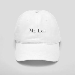 Mr Lee-bod gray Baseball Cap