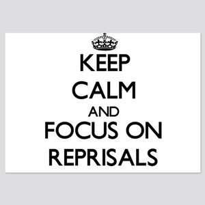 Keep Calm and focus on Reprisals Invitations
