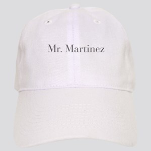Mr Martinez-bod gray Baseball Cap