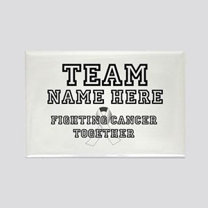 Personalize Team Magnets