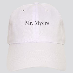 Mr Myers-bod gray Baseball Cap