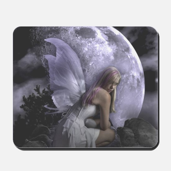 Fairy Moon Light Mousepad